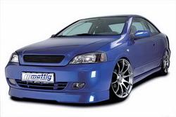 Обвес на Opel Astra G Купе от компании Mattig