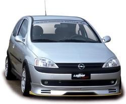 Обвес на Opel Corsa C в стиле GT от компании Lumma