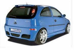 Обвес на Opel Corsa C 3-дверная от компании Mattig