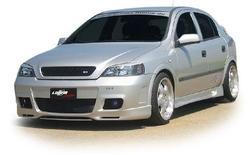 Обвес на Opel Astra G от компании Lumma в стиле LPC-R СC