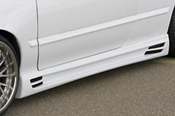 Пороги Opel Calibra в стиле C360RS