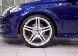 Диски литые R19 легкосплавные дизайн ST3 для Opel Astra H, Opel Corsa D, Opel GT, Opel Meriva B, Opel Vectra C, Opel Zafira B, Opel Zafira Tourer