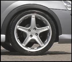 Диски литые R15 легкосплавные дизайн ST1 для Opel Astra H, Corsa D