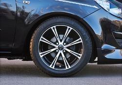 Диски литые R17 легкосплавные дизайн ST6 для Opel Astra H, Opel Corsa D, Opel Meriva A, Opel Tigra