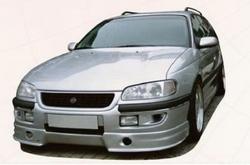 Воздухозаборники Opel Omega B