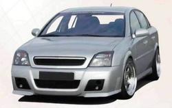 Бампер передний Opel Signum, Opel Vectra C без противотуманных фар