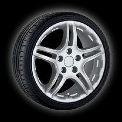 Шины летние Semperit 215 / 45 R17 с литыми дисками Steinmetz в стиле ST3 7,5J x 17 для Opel Astra H, Opel Zafira B
