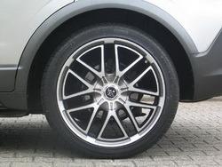 Шины летние Continental 245 / 40 R20 с литыми дисками Steinmetz в стиле ST7 9,0J x 20 для Opel Antara