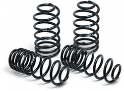 Пружины подвески на Opel Astra H GTC 1.4, 1.6, 1.6T, 2.0, 2.0T, 1.3 CDTI, 1.7 CDTI, 1.9 CDTI с занижением до 30 мм при нагрузке более 961 кг