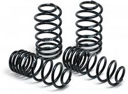 Пружины подвески на Opel Zafira B 1.6, 1.8, 2.0, 2.2, 1.7 CDTI, 1.9 CDTI с занижением до 35 мм при нагрузке до 1000 кг