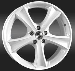 Диски литые R20 легкосплавные в стиле Tettsut-X Black для Opel GT