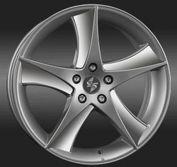 Диски литые R20 легкосплавные в стиле Jofiel-X Ceramic для Opel GT