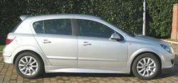 Пороги Opel Astra H Хэтчбек, GTC (дорестайлинг)