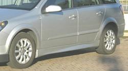 Пороги Opel Astra H Универсал (дорестайлинг)