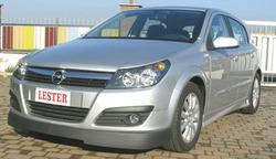 Обвес на Opel Astra H Хэтчбек (дорестайлинг) от компании Lester