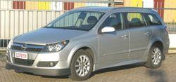 Обвес на Opel Astra H Универсал (дорестайлинг) от компании Lester