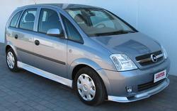 Обвес на Opel Meriva A до 2005 г.в. от компании Lester