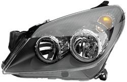 Фары передние Opel Astra H