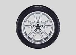 Шины зимние Vredestein Snowtrac 3 175 / 65 R14 82T с литыми дисками Irmsher в стиле Twin-Spoke Design 6 x 14 ET 49 для Opel Corsa B, Opel Corsa C, Opel Tigra