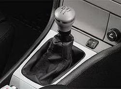 Ручка КПП Opel Astra G, Opel Zafira A в стиле Metall-Look с алюминиевым ободом