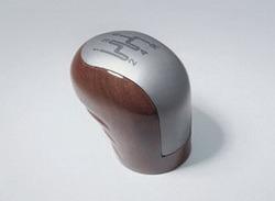 Ручка КПП Opel Vectra C в стиле Ulmenholz-Look/Granit