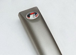 Ручка ручного тормоза Opel Astra H в стиле Titan-Look