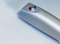 Ручка ручного тормоза Opel Astra G, Opel Zafira A в стиле Alu-Look