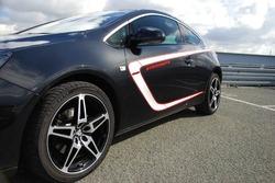 Диски литые R19 легкосплавные двухцветные дизайн ST10 для Opel Astra J, Opel Zafira Tourer c бензиновыми двигателями 1,6T л, дизельными двигателями 1,7 л и 2,0 л