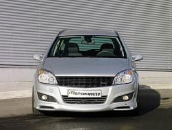 Обвес на Opel Astra H Хэтчбек (рестайлинг) от компании Steinmetz
