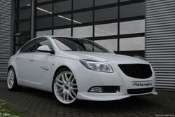 Обвес на Opel Insignia Седан (дорестайлинг) от компании Steinmetz