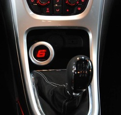 Дисплей отображения передач Opel Astra J