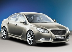 Обвес на Opel Insignia Седан от компании Irmscher