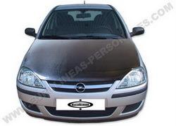 Капот Opel Corsa C карбоновый
