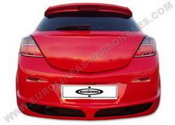 Бампер задний Opel Astra H в стиле Xtrem