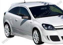 Пороги Opel Astra H