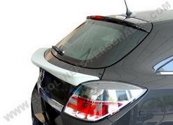 Спойлер на багажник Opel Astra H