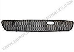 Решетка радиатора Opel Astra G металлик