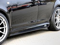 Пороги Opel Corsa D 5-ти дверная