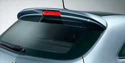 Спойлер на крышу Opel Corsa D, Opel Corsa E 3-х дверная в стиле OPC Line