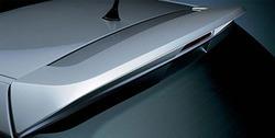 Спойлер на крышу Opel Astra H Хэтчбек в стиле OPC Line