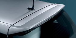 Спойлер на крышу Opel Astra H Универсал в стиле OPC Line