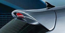 Спойлер на крышу Opel Astra J Хэтчбек в стиле OPC Line