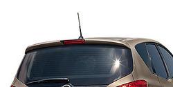Спойлер на крышу Opel Meriva B в стиле OPC Line
