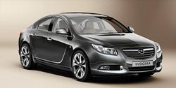 Обвес на Opel Insignia Хэтчбек (дорестайлинг) от компании Opel в стиле OPC Line I