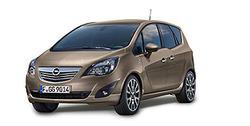 Обвес на Opel Meriva B от компании Opel в стиле OPC Line I