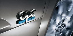 Эмблема OPC Line на крыло