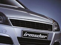 Обвес на Opel Astra H 5-ти дверная от компании Irmscher для автомобилей с противотуманными фарами