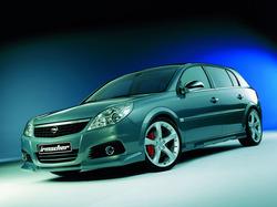 Обвес на Opel Signum от компании Irmscher