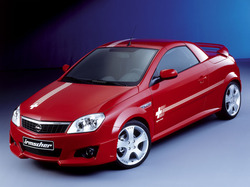 Обвес на Opel Tigra Twin Top от компании Irmscher