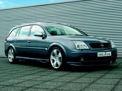 Обвес на Opel Vectra C Универсал от компании Irmscher